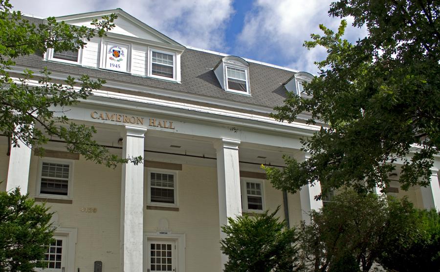 Cameron Hall, StFX Residence