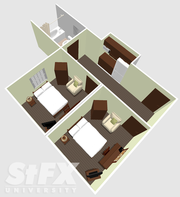 Double suite residence @StFX