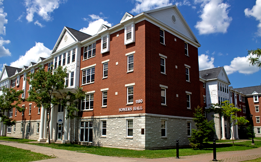Somers Hall Residence at StFX